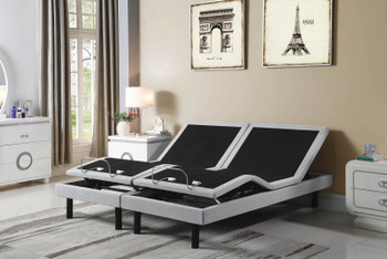 MOONLIGHT  Adjustable Bed Base with Massage