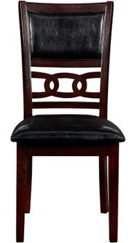 LABONZ Espresso Dining Chair