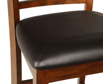 LABONZ Cinnamon Counter Height Chair