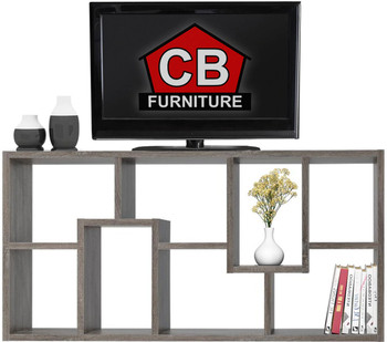 "COLM Dark Gray 71"" Wide TV Stand"