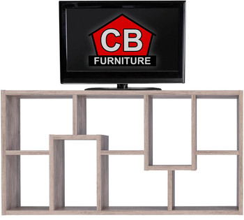 "COLM Light Gray 71"" Wide TV Stand"