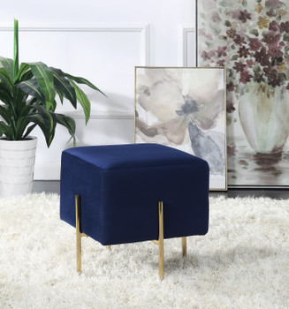 Allee Blue Stool