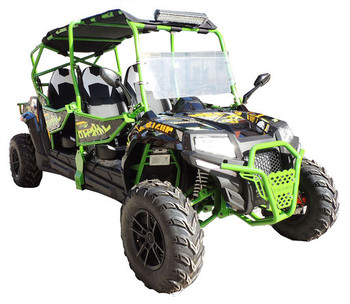Predator UTV Green 400 XL 4 Seats