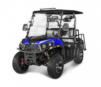 Trail Rover Blue Gas 200 EFI Golf Cart