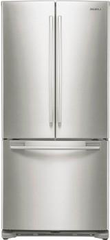 18 cu. ft. French Door Refrigerator in Stainless Steel, Counter Depth