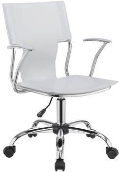 Banks White Desk Chair