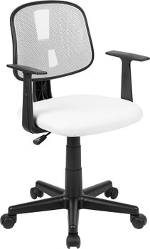 OF-1 White Desk Chair