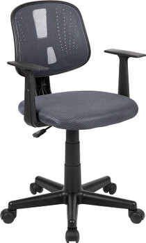 OF-1 Gray Desk Chair