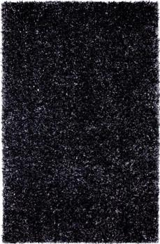 GRAPHITE Gray 5' x 8' Shag Rug