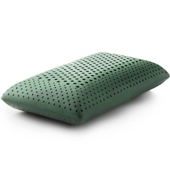 Zoned Dough CBD Pillow with Aromatherapy Spray, Mid Loft