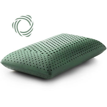 Zoned ActiveDough CBD Pillow with Aromatherapy Spray, Mid Loft