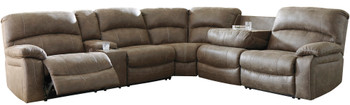 "LANSDALE 134"" Wide Sectional"