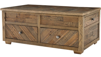 """CARRICK 46"""" Wide Lift Top Coffee Table"""