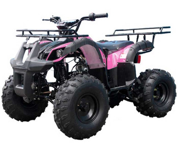 Reaper Spider Pink 1st Edition 110cc ATV- Mid Size