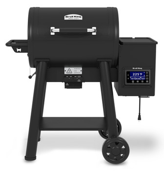 Baron Pellet 400 Smoker and Grill With WiFi and Bluetooth Connectivity