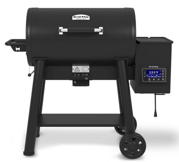 Baron Pellet 500 Smoker and Grill With WiFi and Bluetooth Connectivity