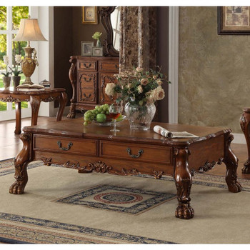 ACKERLEY Cherry Storage 54'' Wide Coffee Table