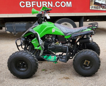 S150 Green 150cc ATV- Adult Size