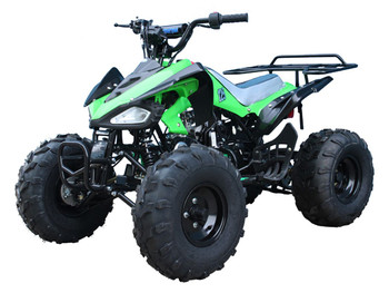 TRAILBLAZER Green 125 ATV- Mid-Size