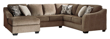 "HAZMEL 145"" Wide Oversized Sectional"