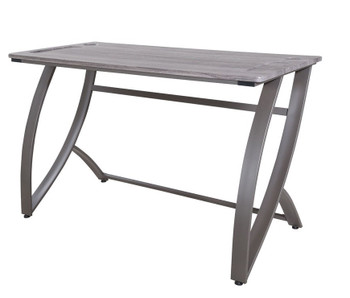 "NOAH Gray 47"" Wide Desk"