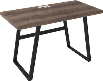 "JUNE Gray 48"" Wide Desk"