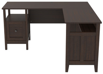 "KATO 60"" Wide L-Shaped Desk"