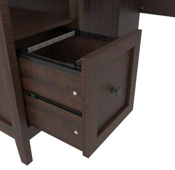 """KATO 60"""" Wide L-Shaped Desk"""