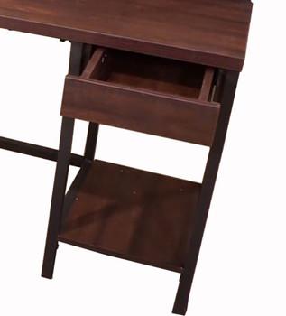 """LUIS 55"""" Wide L-Shaped Desk"""