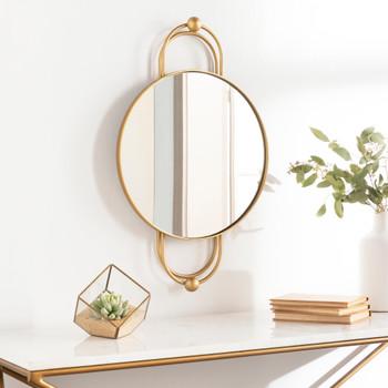 "CLARENZA 25"" Wall Mirror"