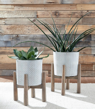 Carrington Planter Set