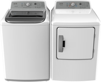 ASHCROFT 4.1 cu. ft. Washer and Dryer Pair