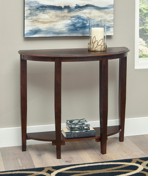 Cai Brown Sofa Table