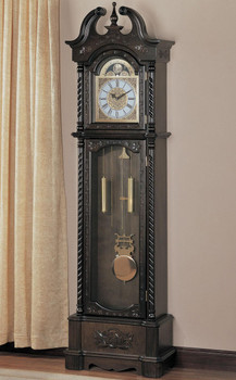 Dublin Brown Grandfather Clock