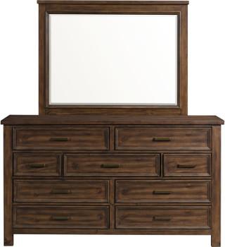 Sullivan dresser y mirror