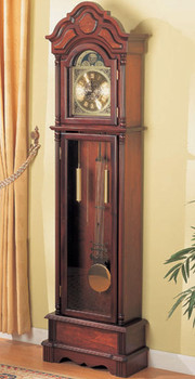 Homestead Cherry Grandfather Clock