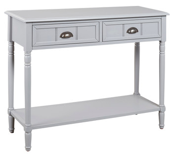 Keelan Gray Sofa Table