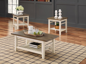 Danila 3PC Table Set