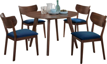 CLARIBEL 5 Piece Dining Set