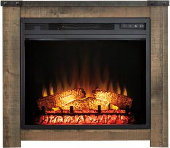 "BENNI 30"" Wide Fireplace"