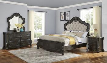 SOFIANE 6 Piece Bedroom