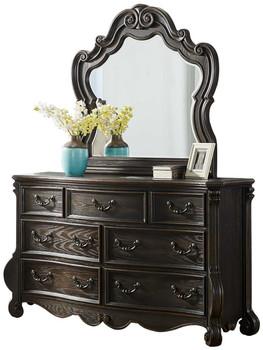 Sofiane Dresser & Mirror