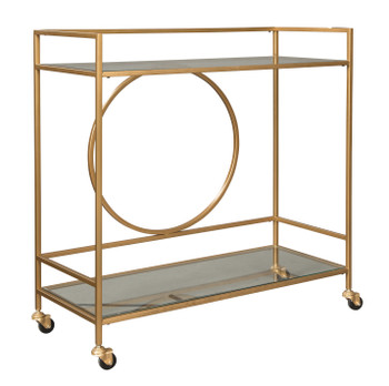 Alyra Bar Cart