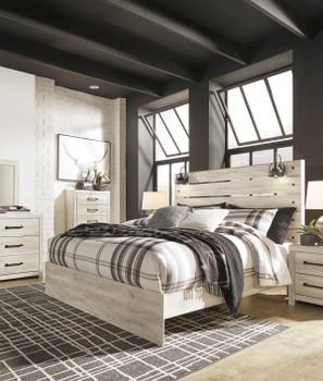 EMEK White Bedroom Set