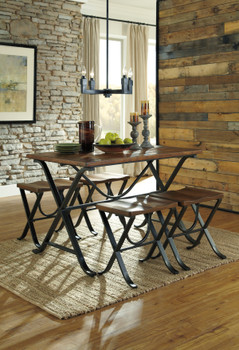 Aleda 5 PC Dining Set