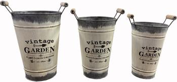 MCKENNA 3-PC Vase Set