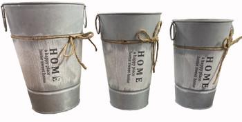LACEY 3-PC Vase Set