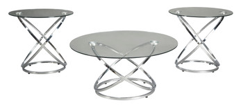 Belita 3PC Table Set
