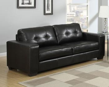 MILO Black Sofa