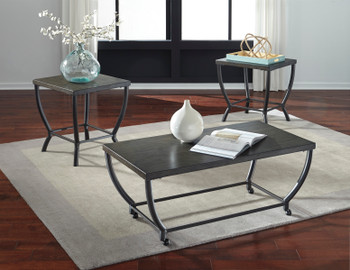 Brayton 3 PC Table Set